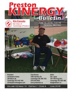 KINERGY Bulletin June 2018