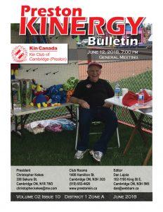 KINERGY Bulletin June 2018